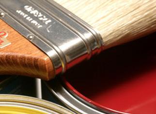 Exteriérové barvy
