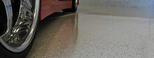 Dekorativní  lité podlahy
