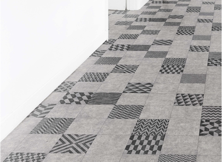PVC podlahové krytiny v rolích