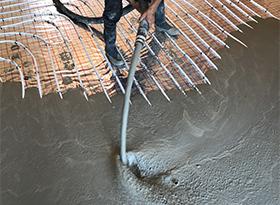 Cemflow lité podlahy