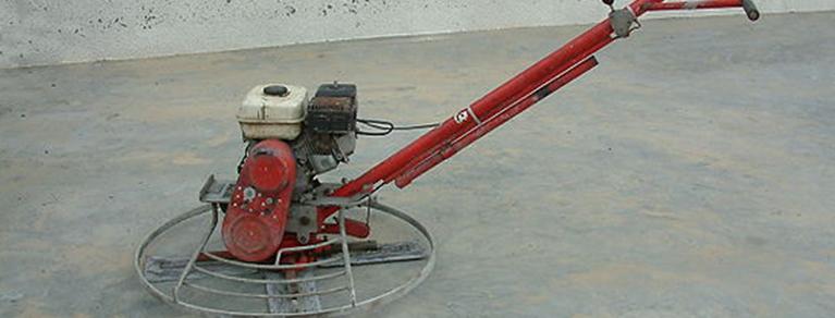 Půjčovna nářadí na zpracováni betonu