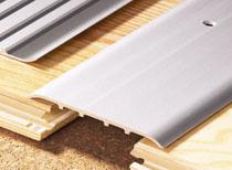 Obloučkové podlahové přechodové  lišty
