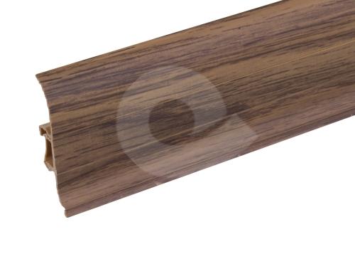 Podlahová lišta soklová Cezar Premium 190