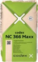 CODEX NC 366 MAX - Vyrovnávací hmota 3-50mm