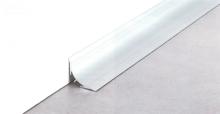 Lišta k dodatečnému uchycení Profilpas eloxovaný hliník 20x20mm 2,7m