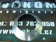Krycí manžeta 50mm pr. 200mm