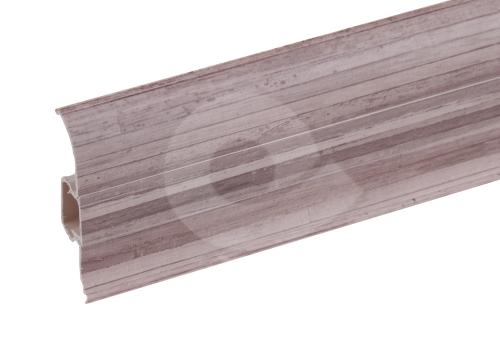 Podlahová lišta soklová Cezar Premium 115