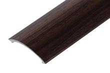 Přechodová lišta Cezar samolepící 40mm 0,9m teak