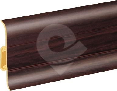 Podlahová lišta soklová Cezar Premium 109