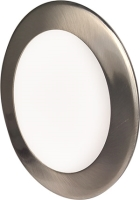 Svítidlo LED90 Vega-R Greenlux 18W, 225mm, neutrální bílá, 3800K, rámeček matný chrom
