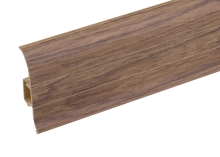 Podlahová lišta soklová Cezar Premium 198