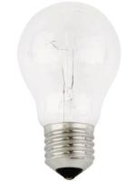 Žárovka standard čirá 60 W E27 240 V