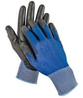 PHT rukavice nylonové s polyuretanovou dlaní SMEW vel. 11