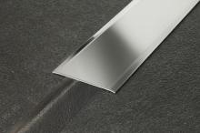 Přechodová lišta Profilpas samolepící leštěná nerez 50mm 1m