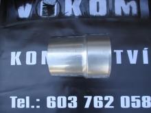 Dilatační díl 570-880mm pr. 140mm