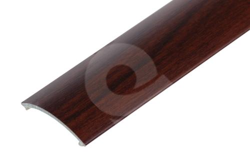 Přechodová lišta Cezar samolepící 30mm 1,80m ořech