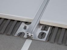 Celokovová objektová dilatace Profilpas Projoint NZA přírodní hliník 12,5mm 2,7m