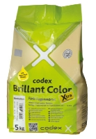 Spárovací hmota bahamabéžová CODEX Brillant Color Flex. Xtra 2kg