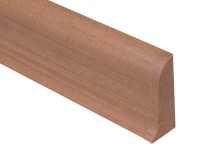 Cezar PREMIUM koncovka pravá, PVC, 59mm, buk, dekor 094