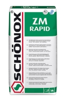 Cementová rychletuhnoucí stěrka s krystalickou vazbou vody Schonox ZM Rapid 25kg