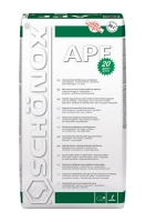 Anhydritová samonivelační stěrka s vlákny na kritické povrchy Schonox APF 25kg