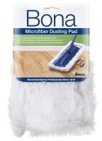 Bona dusting pad - antistatická utěrka bílá