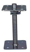 Patka pilíře 110x110-200mm matice M24 s pojistkou
