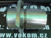 Vynášecí díl - komínový nástavec pr. 600mm