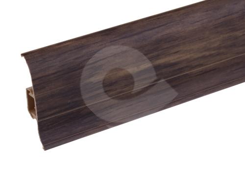 Podlahová lišta soklová Cezar Premium 185