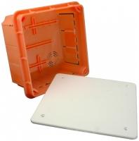 Elektoinstalační krabice do zdi 130x130x70mm
