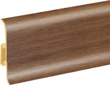 Podlahová lišta soklová Cezar Duo 104