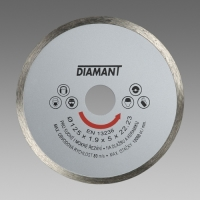 Den Braven diamantový kotouč plný standard 115mm