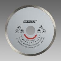 Den Braven diamantový kotouč plný standard 125mm