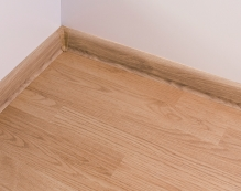 Laminátová podlaha White Line Eiche 1376x193x7mm