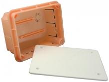 Elektoinstalační krabice do zdi 100x130x62mm