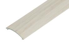 Přechodová lišta Cezar samolepící 30mm 1,80m dub bílý