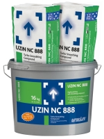 Rychlá opravná a vyhlazovací hmota Uzin NC 888 Turbo 4,5kg