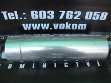 Komínový díl 920mm/0,8mm pr. 250mm