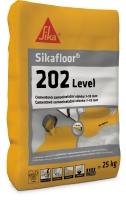 Samonivelační cementová stěrka pro tloušťku vrstvy 1-15mm Sikafloor 202 Level 25kg