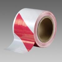 Den Braven bariérová páska červeno-bílá 100mm x 100m