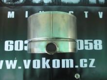 Komínová kondenzátní jímka s vývodem do boku pr. 180mm