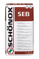 Cemnetové pojivo pro vytvoření rychleschnoucích potěrů v exteriéru Schonox SEB 25kg