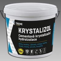 Cementová krystalizační hydroizolace Krystalizol Den Braven 20kg