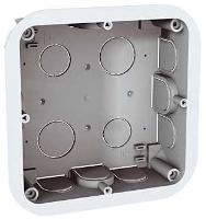 Elektroinstalační Instalační krabice Schneider UNICA pro zapuštěnou montáž 2x4mm