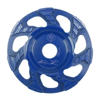 Diamantový kotouč Cup Wheel 6 Blue Redimax 125mm zrnitost 200