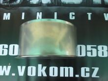 Komínová kondenzátní jímka bez vývodu pr. 200mm