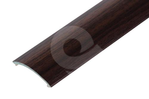 Přechodová lišta Cezar samolepící 30mm 1,80m teak