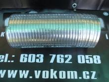 Ohebná komínová vložka flex D1 (0,3mm, 1,4301) pr. 140mm