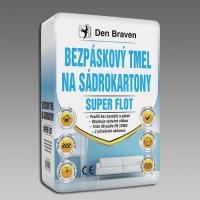 Den Braven bezpáskový tmel na sádrokartony SUPER FLOT 25kg