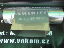 Díl s kontrolním otvorem 150x250 pr. 300mm